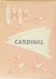 Page 1, 1958 Edition, Carrington High School - Cardinal Yearbook (Carrington, ND) online yearbook collection