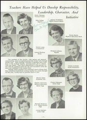 Page 11, 1958 Edition, Carrington High School - Cardinal Yearbook (Carrington, ND) online yearbook collection