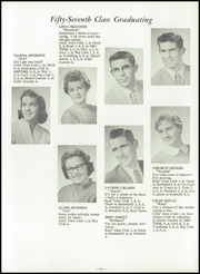 Page 15, 1958 Edition, Carrington High School - Cardinal Yearbook (Carrington, ND) online yearbook collection