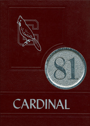 Page 1, 1981 Edition, Carrington High School - Cardinal Yearbook (Carrington, ND) online yearbook collection