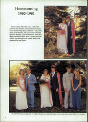 Page 6, 1981 Edition, Carrington High School - Cardinal Yearbook (Carrington, ND) online yearbook collection