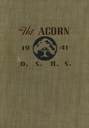 1941 Edition, Oakes High School - Acorn Yearbook (Oakes, ND)