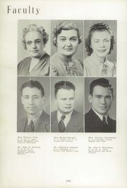 Page 12, 1941 Edition, Oakes High School - Acorn Yearbook (Oakes, ND) online yearbook collection
