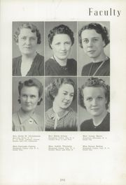 Page 13, 1941 Edition, Oakes High School - Acorn Yearbook (Oakes, ND) online yearbook collection