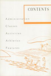 Page 7, 1941 Edition, Oakes High School - Acorn Yearbook (Oakes, ND) online yearbook collection