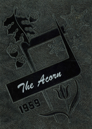 1959 Edition, Oakes High School - Acorn Yearbook (Oakes, ND)