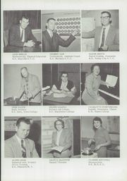 Page 9, 1959 Edition, Oakes High School - Acorn Yearbook (Oakes, ND) online yearbook collection