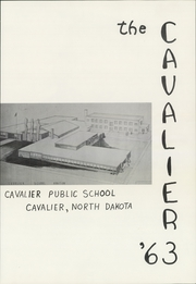 Page 5, 1963 Edition, Cavalier High School - Cavalier Yearbook (Cavalier, ND) online yearbook collection