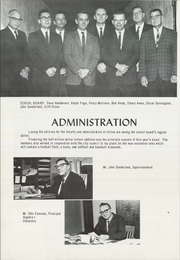 Page 8, 1963 Edition, Cavalier High School - Cavalier Yearbook (Cavalier, ND) online yearbook collection