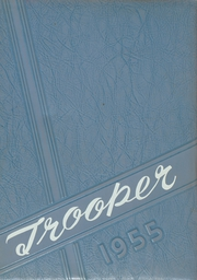 1955 Edition, Garrison High School - Trooper Yearbook (Garrison, ND)