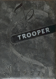Garrison High School - Trooper Yearbook (Garrison, ND) online yearbook collection, 1957 Edition, Page 1