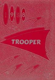 1958 Edition, Garrison High School - Trooper Yearbook (Garrison, ND)