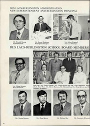 Page 14, 1979 Edition, Des Lacs Burlington High School - Laker Yearbook (Des Lacs, ND) online yearbook collection