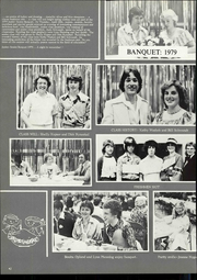 Des Lacs Burlington High School - Laker Yearbook (Des Lacs, ND) online yearbook collection, 1979 Edition, Page 46