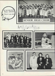 Des Lacs Burlington High School - Laker Yearbook (Des Lacs, ND) online yearbook collection, 1979 Edition, Page 78