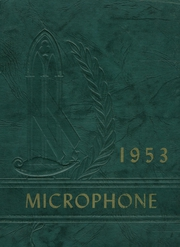 1953 Edition, Ellendale High School - Microphone Yearbook (Ellendale, ND)