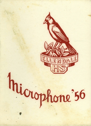 1956 Edition, Ellendale High School - Microphone Yearbook (Ellendale, ND)