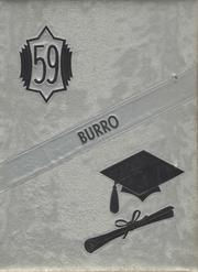 1959 Edition, Hillsboro High School - Perisphere Yearbook (Hillsboro, ND)