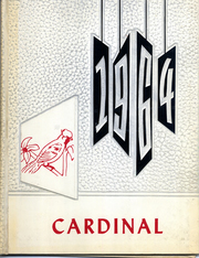 Page 1, 1964 Edition, Mott Lincoln High School - Cardinal Yearbook (Mott, ND) online yearbook collection