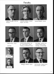 Page 10, 1964 Edition, Mott Lincoln High School - Cardinal Yearbook (Mott, ND) online yearbook collection