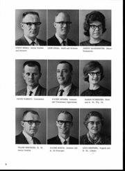 Page 11, 1964 Edition, Mott Lincoln High School - Cardinal Yearbook (Mott, ND) online yearbook collection