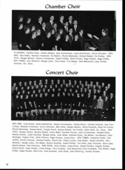 Page 13, 1964 Edition, Mott Lincoln High School - Cardinal Yearbook (Mott, ND) online yearbook collection