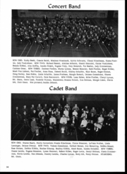 Page 17, 1964 Edition, Mott Lincoln High School - Cardinal Yearbook (Mott, ND) online yearbook collection