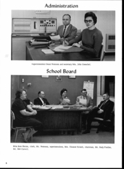 Page 9, 1964 Edition, Mott Lincoln High School - Cardinal Yearbook (Mott, ND) online yearbook collection