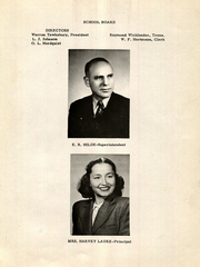 Page 9, 1948 Edition, Washburn High School - Cardinal Yearbook (Washburn, ND) online yearbook collection