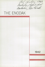 Page 5, 1942 Edition, Enderlin High School - Enodak Yearbook (Enderlin, ND) online yearbook collection