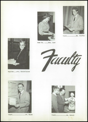 Page 10, 1958 Edition, Enderlin High School - Enodak Yearbook (Enderlin, ND) online yearbook collection
