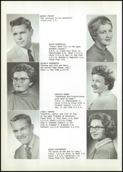 Page 14, 1958 Edition, Enderlin High School - Enodak Yearbook (Enderlin, ND) online yearbook collection