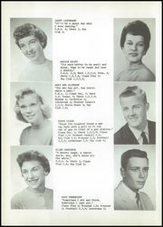 Page 16, 1958 Edition, Enderlin High School - Enodak Yearbook (Enderlin, ND) online yearbook collection