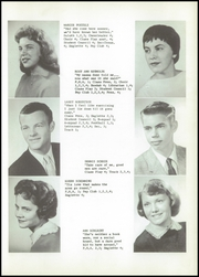 Page 17, 1958 Edition, Enderlin High School - Enodak Yearbook (Enderlin, ND) online yearbook collection