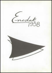 Page 7, 1958 Edition, Enderlin High School - Enodak Yearbook (Enderlin, ND) online yearbook collection