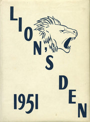 Page 1, 1951 Edition, Leeds High School - Lions Den Yearbook (Leeds, ND) online yearbook collection