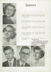 Page 10, 1951 Edition, Leeds High School - Lions Den Yearbook (Leeds, ND) online yearbook collection