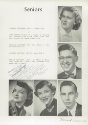 Page 11, 1951 Edition, Leeds High School - Lions Den Yearbook (Leeds, ND) online yearbook collection