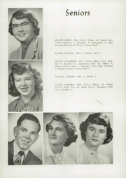 Page 12, 1951 Edition, Leeds High School - Lions Den Yearbook (Leeds, ND) online yearbook collection