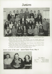 Page 14, 1951 Edition, Leeds High School - Lions Den Yearbook (Leeds, ND) online yearbook collection