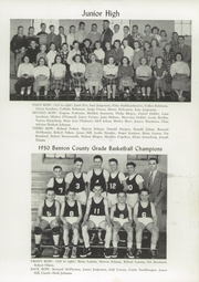 Page 17, 1951 Edition, Leeds High School - Lions Den Yearbook (Leeds, ND) online yearbook collection