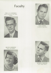 Page 7, 1951 Edition, Leeds High School - Lions Den Yearbook (Leeds, ND) online yearbook collection