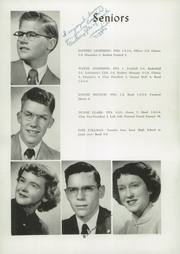 Page 8, 1951 Edition, Leeds High School - Lions Den Yearbook (Leeds, ND) online yearbook collection
