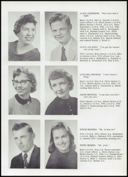 Page 11, 1958 Edition, Leeds High School - Lions Den Yearbook (Leeds, ND) online yearbook collection