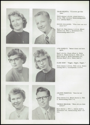 Page 12, 1958 Edition, Leeds High School - Lions Den Yearbook (Leeds, ND) online yearbook collection
