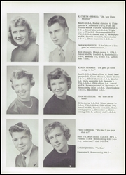 Page 13, 1958 Edition, Leeds High School - Lions Den Yearbook (Leeds, ND) online yearbook collection