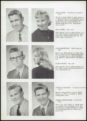 Page 14, 1958 Edition, Leeds High School - Lions Den Yearbook (Leeds, ND) online yearbook collection