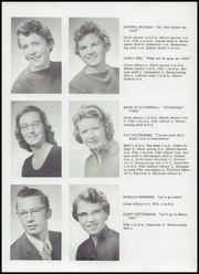 Page 15, 1958 Edition, Leeds High School - Lions Den Yearbook (Leeds, ND) online yearbook collection