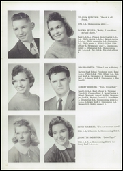 Page 16, 1958 Edition, Leeds High School - Lions Den Yearbook (Leeds, ND) online yearbook collection