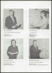 Page 8, 1958 Edition, Leeds High School - Lions Den Yearbook (Leeds, ND) online yearbook collection